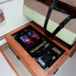 キャンピングカーサブバッテリー