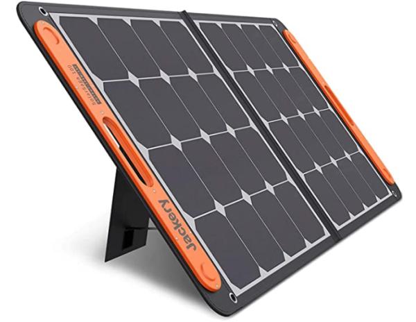 Jackery SolarSaga 100ソーラーパネル 100W