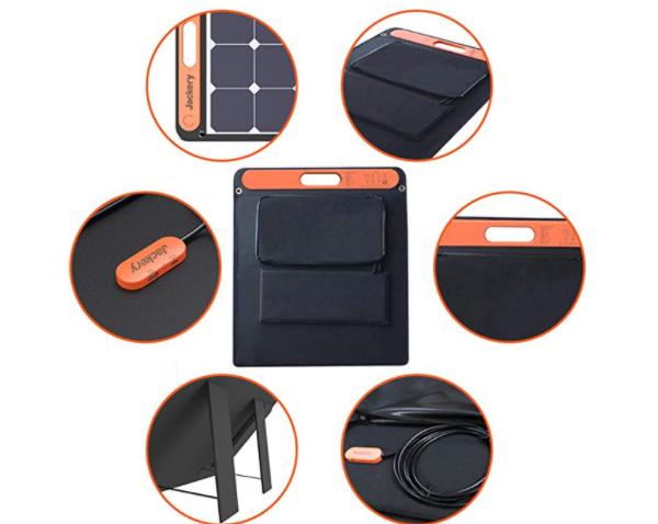 Jackery SolarSaga 100Amazon