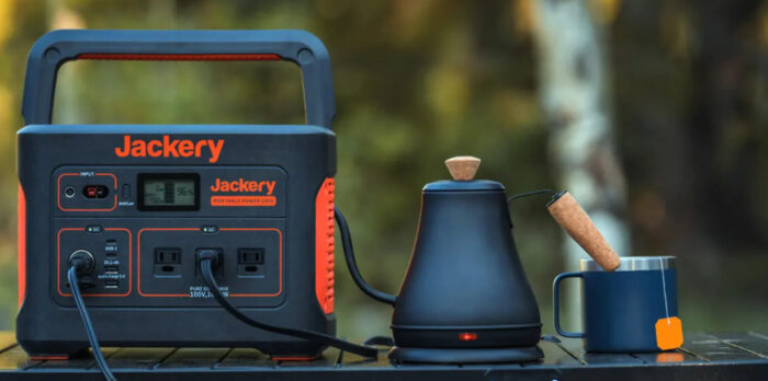 Jackery1000ポータブル電源スペック