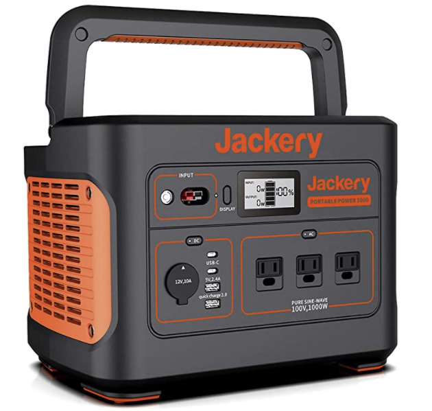 JackeryPortablePower1000